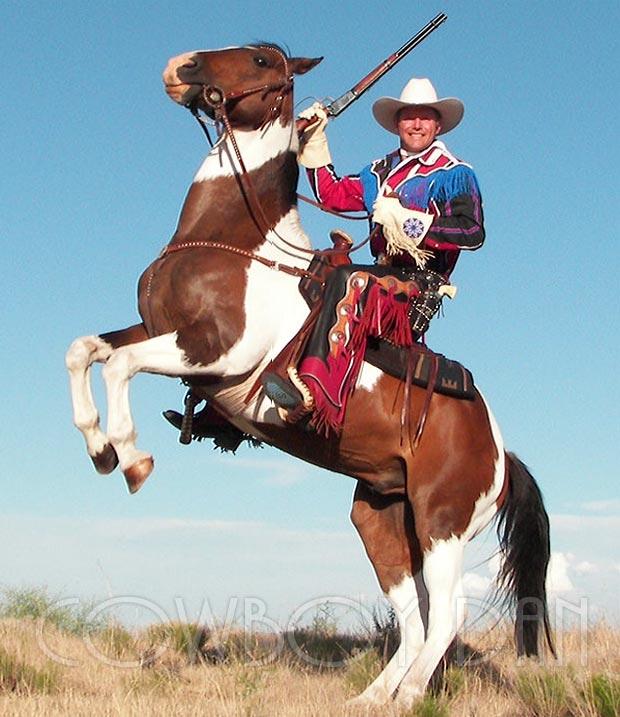 cowboy down
